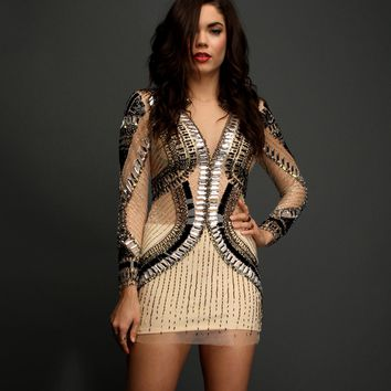 Sale-natural Definition Of A Diva Dress