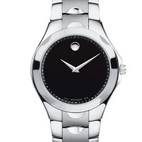 Movado Luno Sport Museum Dial Stainless Steel Watch
