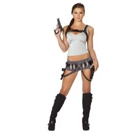 Roma Costume 4492 5Pc Treasure Huntress Costume