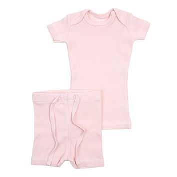 Bee & Dee Baby Girls' Pink Set