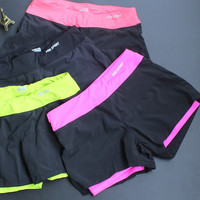 Sports Yoga Gym Pants Shorts [11405552399]