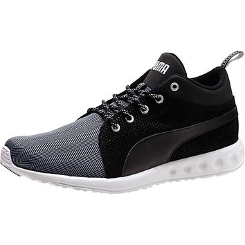 Carson Runner Herring Men's Mid Running Shoes, buy it @ www.puma.com