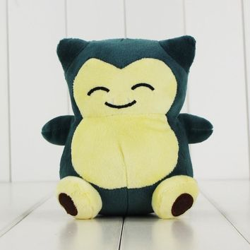 "5.5"" Snorlax Pokemon Plush"