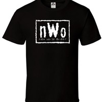 NWo - Black T-Shirt New World Order