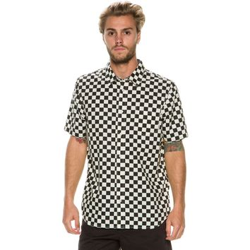VANS CYPRESS CHECKER SS SHIRT