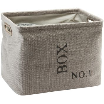 Evora Square Bath Storage Bin, Basket Organizer for Towels, Magazines, Toys