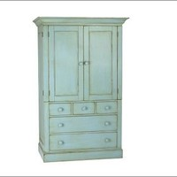 Charlotte Armoire | Pottery Barn