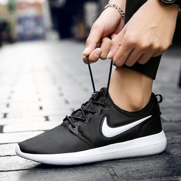 Nike men's shoes, shock, ventilation, leisure sports, running shoes, couple shoes, light women's shoes.