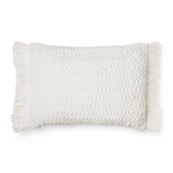 Decorative Pillow Threshold Sour Cream