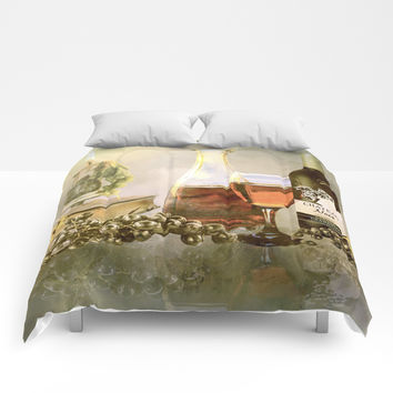 Dreams of Tuscany Comforters by Theresa Campbell D'August Art