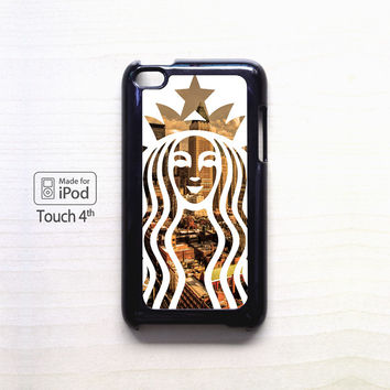 Starbucks New York for apple case iPod 4/iPod 5
