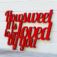 How sweet it is to be loved by you James Taylor by spunkyfluff