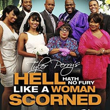 Tyler Perry - Tyler Perry's Hell Hath No Fury Like A Woman Scorned [DVD + Digital]