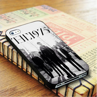 The 1975 Band Music Star Idol iPhone 4 Or 4S Case