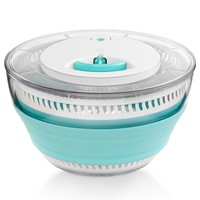Martha Stewart Collection Salad Spinner, Collapsible
