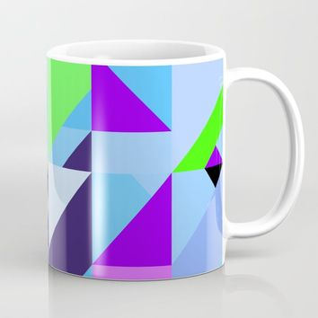 Geometric XIX Coffee Mug by tmarchev