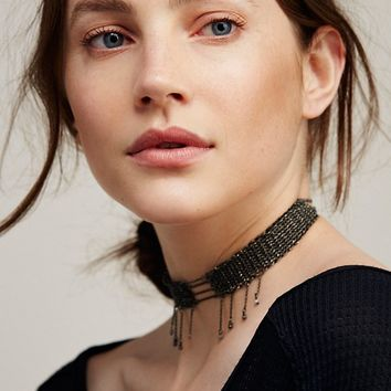 Free People Tainted Love Chain Choker