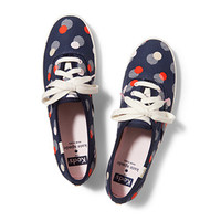 Keds Shoes Official Site - Keds x kate spade new york Champion Seaport Dot