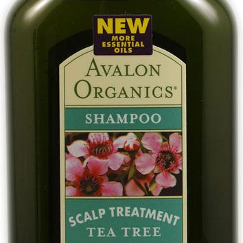 Avalon Tea Tree Scalp Treatment Shampoo (1x32 Oz)