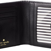 Kate Spade New York Cobble Hill Small Stacy Cell Phone Wallet Black One Size