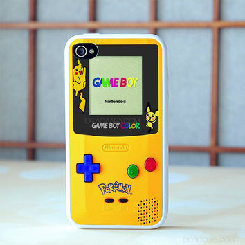 pokemon gameboy case iPhone 6s Plus 5s 5c 4s Cases, Samsung Case, iPod case, HTC case, Sony Xperia case, LG case, Nexus case, iPad cases