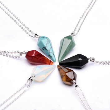 Healing Gem Necklace