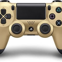 PlayStation 4 DualShock 4 Wireless Controller - Gold