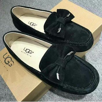 """UGG"" casual fashion women shoes"