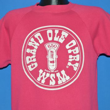 80s Grand Ole Opry Since 1925 Country Sweatshirt Large