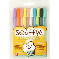 Souffle Puffy Gelly Roll Pens