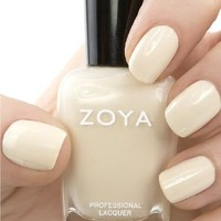 Zoya Nail polish LOVELY SPRING collection Jacqueline ZP 654 2013 release