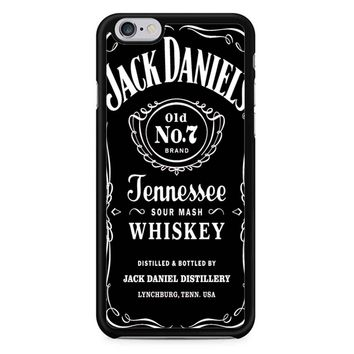 Jack Daniels iPhone 6/6S Case