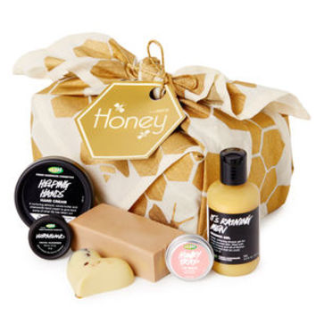 Honey Wrapped Gift