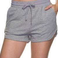 Basic Dolphin Shorts - Gray