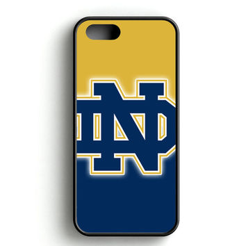 Notre Dame Fighting Irish Logo iPhone 4s iPhone 5s iPhone 5c iPhone SE iPhone 6|6s iPhone 6|6s Plus Case