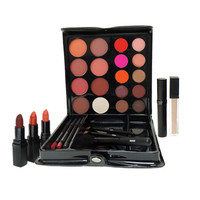 Wild Fire Color Makeup Kit by Makeup Artist Network
