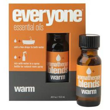 Everyone Warm Aromatherapy Essential Oil - 0.45 oz