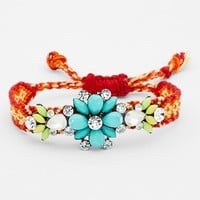 Cara Embellished Friendship Bracelet