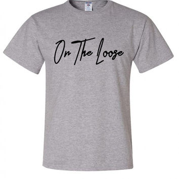 "Niall Horan ""On The Loose"" T-Shirt"