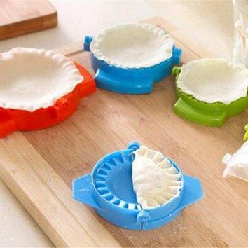 2 pcs. Set Dumpling  Mold Maker