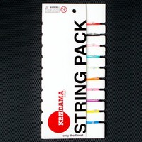 Kendama USA Replacement Color String 10 Pack