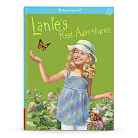 American Girl® Sale: Lanie's Real Adventures Paperback Book