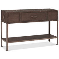 Benicia Console Table, Quick Ship - Coffee & Accent Tables - Furniture - Macy's