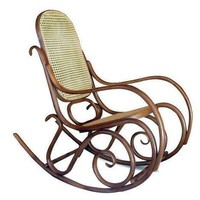 Michael Thonet B825 Bentwood Rocking Chair