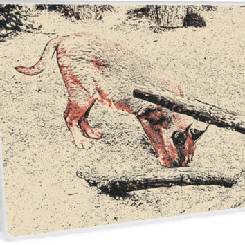 'Richard i told you there is no water on desert!' Laptop Skin by sexyjustsexy