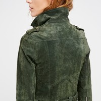 Free People Olive Juice Jacket