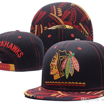 Free Shipping By DHL Snapback Hats Bruins Cap Penguins Hat Blackhawks snapbacks Sharks Caps Good Quality hockey Snap Back