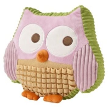 "Circo®  Love n Nature Owl Pillow - Blue (13"")"