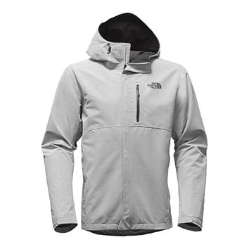 Men's Dryzzle Jacket in TNF Light Grey Heather by The North Face - FINAL SALE