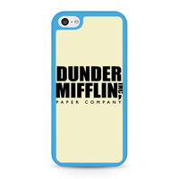 Dunder Mifflin The Office iPhone 5C case